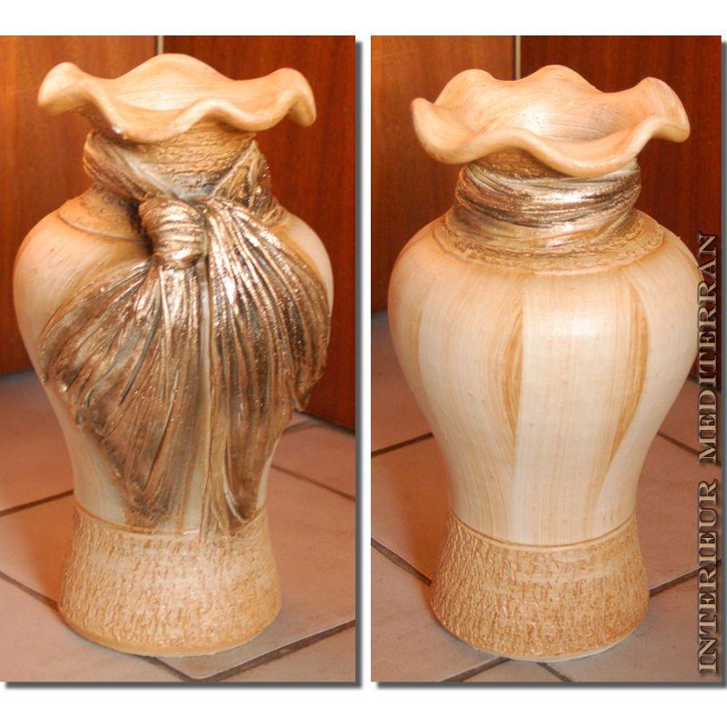 Vase Gold I Grosse Ca 30 Cm 19 90