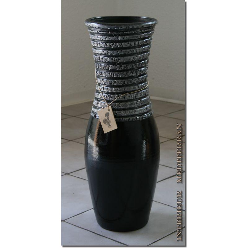 bodenvase black beauty 1 gr e cm 39. Black Bedroom Furniture Sets. Home Design Ideas