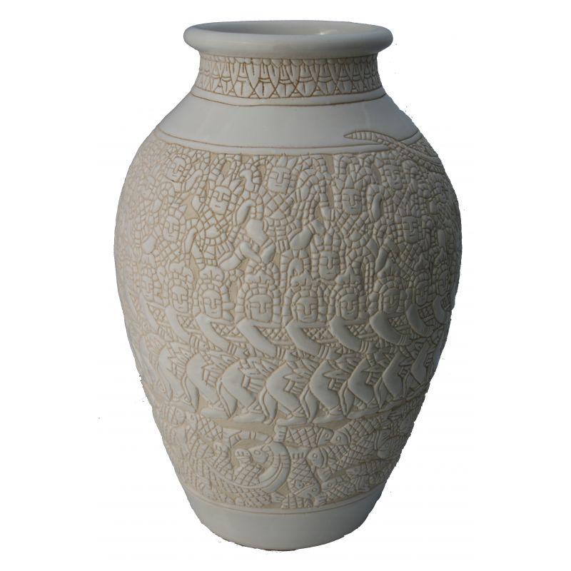 Bodenvase Groß bodenvase chinavase 50cm groß keramik 79 90 bodenvase