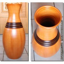 50 cm bodenvasen aus keramik terracotta g nstig einkaufen im onli. Black Bedroom Furniture Sets. Home Design Ideas
