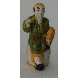 Deko Figuren 6x chinesische altertümliche dekofiguren keramik 6cm 14 90 eur