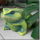 FROSCH GROßE Figur Tierfigur - ca.30 CM aus Keramik