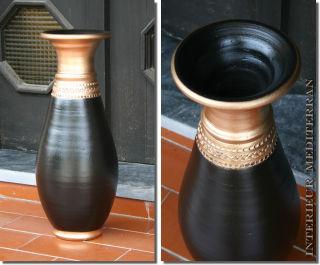 "BODENVASE ""KAIRO"" Modell3 - Größe: ca.50 CM"