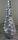 """BODENVASE """"Torre-DUPLO"""" - ca.80 CM groß - Schwarz oder Silber"""