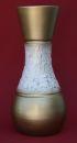 BODENVASE 50cm groß Keramik - Modell Beleza Gold