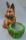 Hase Osterhase Tierfigur mit Pflanzkübel Osterdeko - ca.40 CM aus Keramik in 3 Farbvarianten