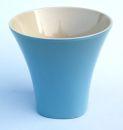 Blumentopf Pflanztopf Keramik komplett  glasiert...