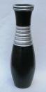 Bodenvase Keramik Schwarz - Silber - ca.60 CM - Modell:...