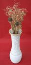 Dekovase Keramik Weiss ca.60 CM - Modell: Serra Estrela