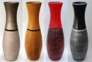Blumenvase Keramik ca.60 CM INKL. Vaseneinsatz -...