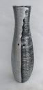 Bodenvase Dekovase Keramik Schwarz Silber ca.60 CM -...